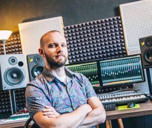 Nick Klimenko, composer & sound designer